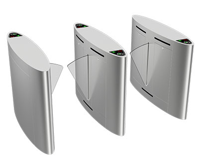 Advertising Barrier Gate AK-T332